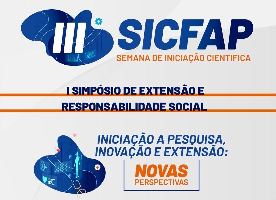 Inova��o e pesquisa s�o temas da III SICFAP - Semana de Inicia��o Cientifica da Faculdade FAP
