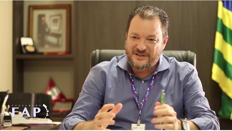 Diretor-geral da FAP, Milton Justus comemora adiamento da prova do Enem