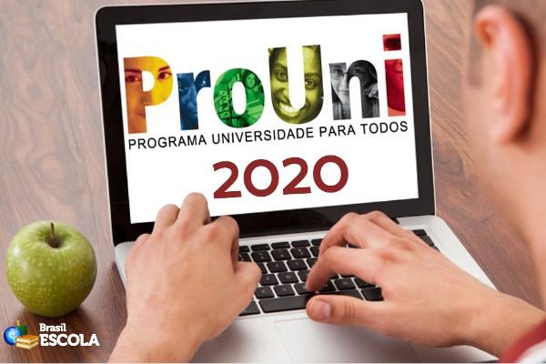 Inscri��es para bolsas remanescentes do ProUni 2020/2 est�o abertas